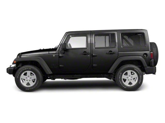 2012 Jeep Wrangler Unlimited Rubicon In Shawnee Ok Oklahoma City