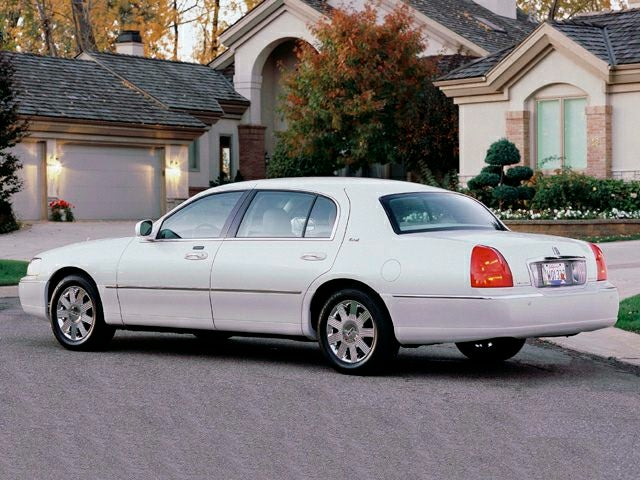 2004 Lincoln Town Car Signature In Oklahoma City Ok Joe Cooper Ford Group