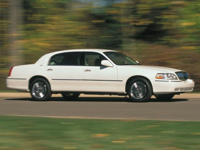 2004 Lincoln Town Car Signature In Shawnee Ok Oklahoma City