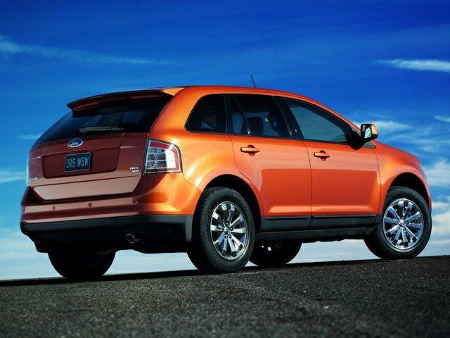Ford Edge Sel In Oklahoma City Ok Joe Cooper Ford Group