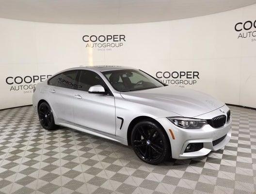 Joe Cooper Ford Shawnee >> 2019 BMW 4 Series 430i xDrive Gran Coupe Executive in Shawnee, OK | Oklahoma City BMW 4 Series ...