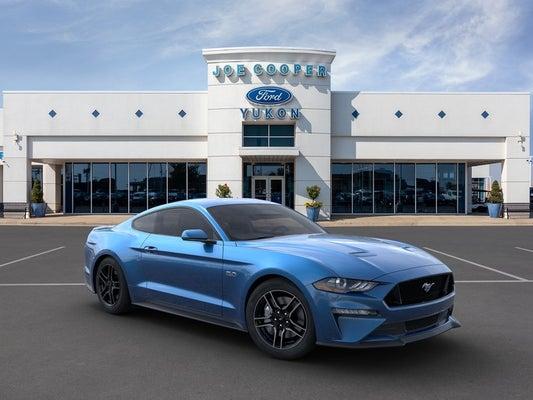 Joe Cooper Shawnee >> 2020 Ford Mustang GT in Shawnee, OK | Oklahoma City Ford Mustang | Joe Cooper Ford Group