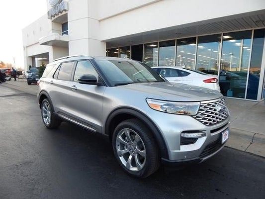 2020 Ford Explorer Platinum