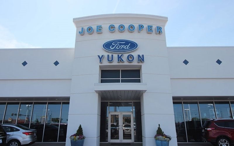 Joe Cooper Ford Shawnee >> Contact Joe Cooper Ford Group in Shawnee, OK | Oklahoma ...
